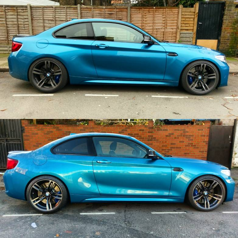 BMW Discount For MP Coilovers