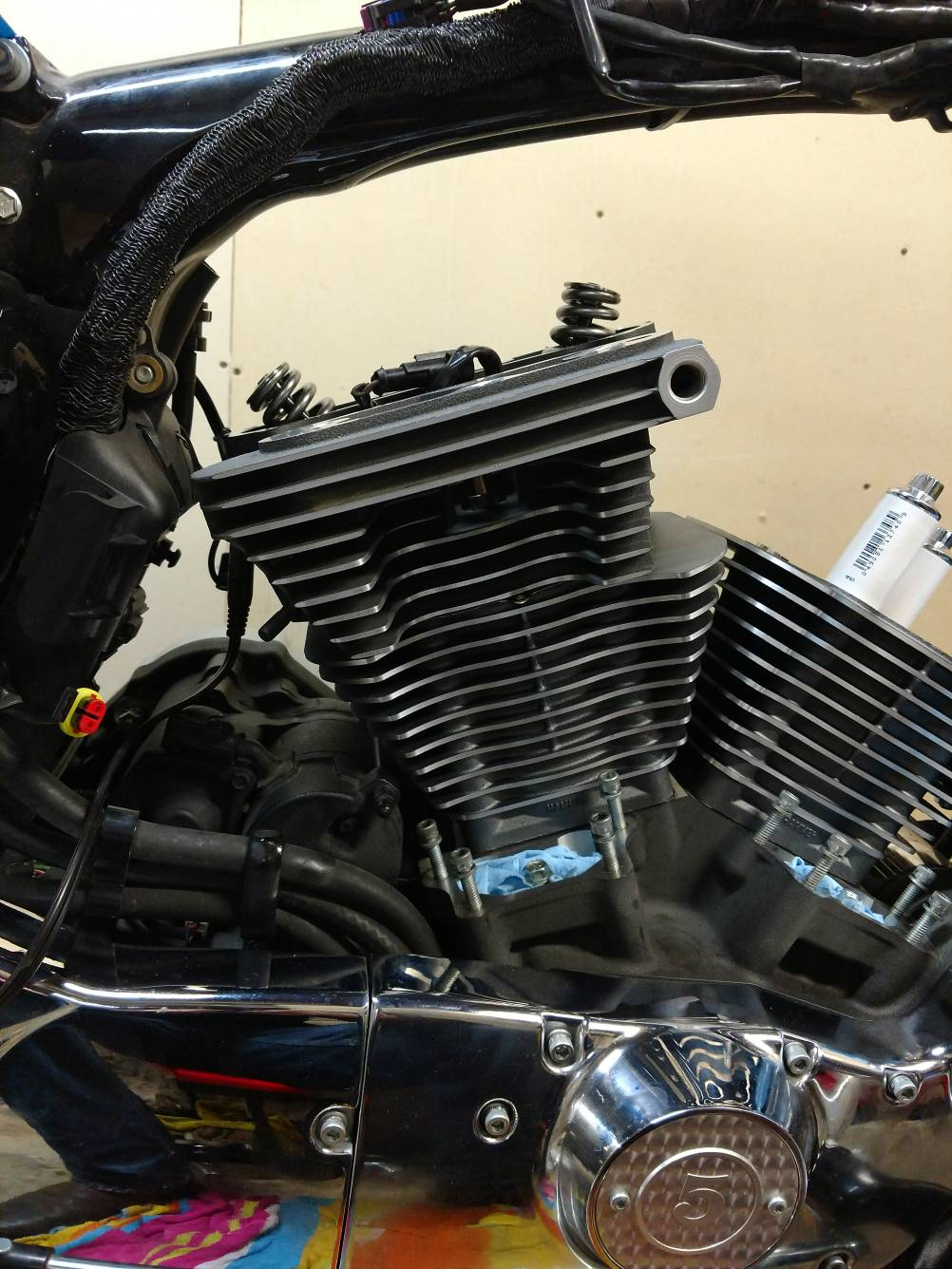 1200 to 1275 Hammer Conversion - The Sportster and Buell Motorcycle