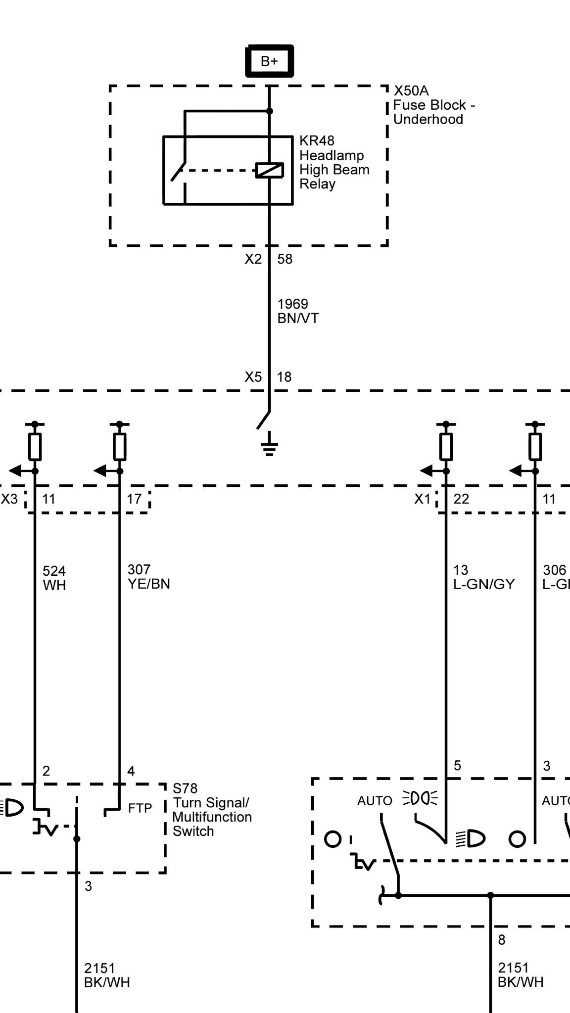 Chevrolet Colorado Fog Light Relay Wiring Diagram - Wiring Diagram