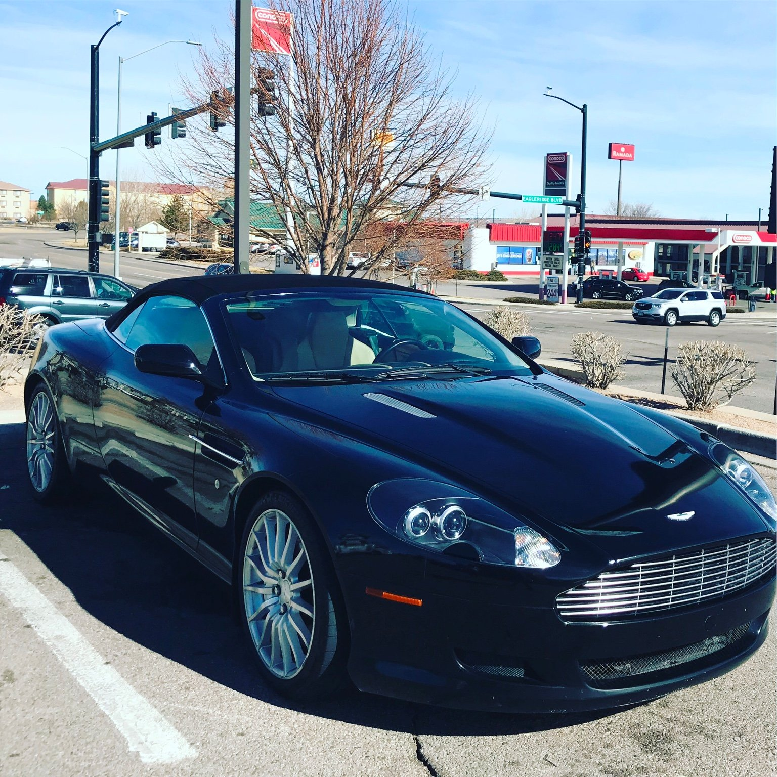 Any Aston Owners? I'm Considering A DB9 Volante