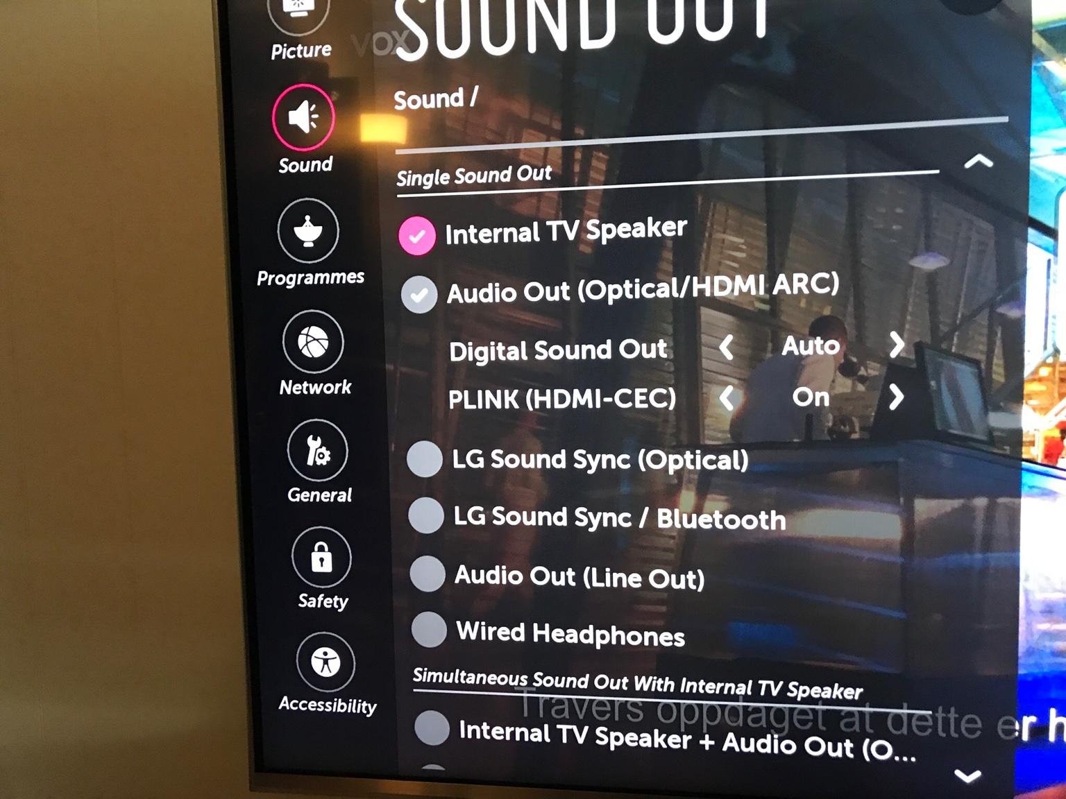 dårlig lyd iphone se