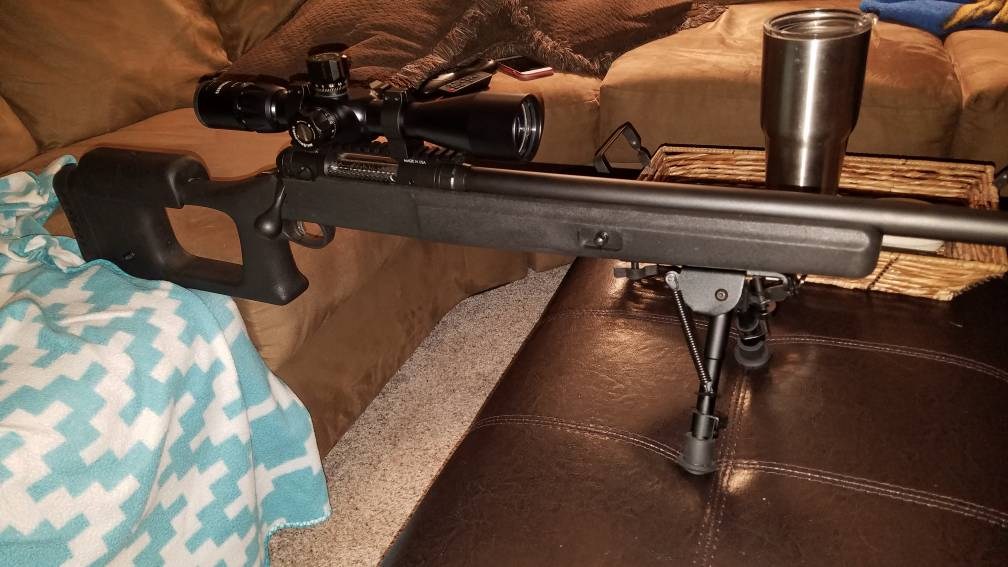 Choate ultimate varmint stock