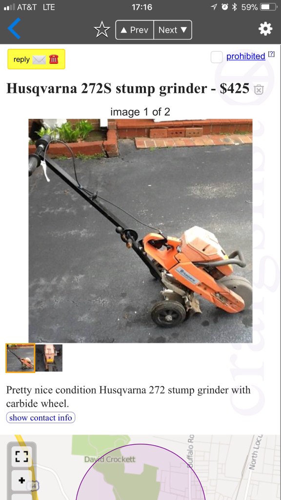 The Official Craigslist & eBay Thread   Page 294   Outdoor ...