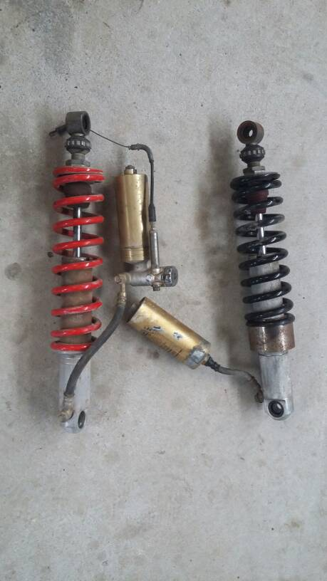 IT200 suspension tuning help