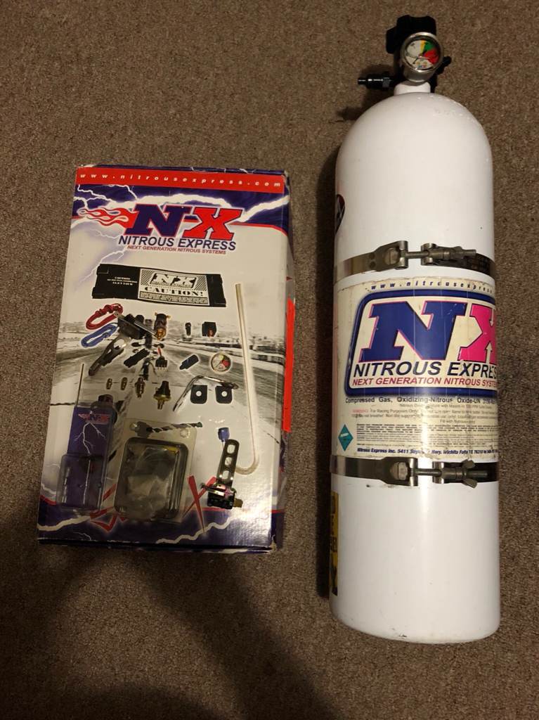 Ad Expired Lightning Upper Intake And Gt40 Nitrous Plate Kit