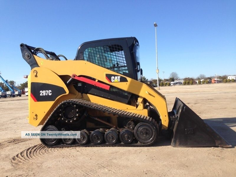 Let's talk skid steers with tracks?