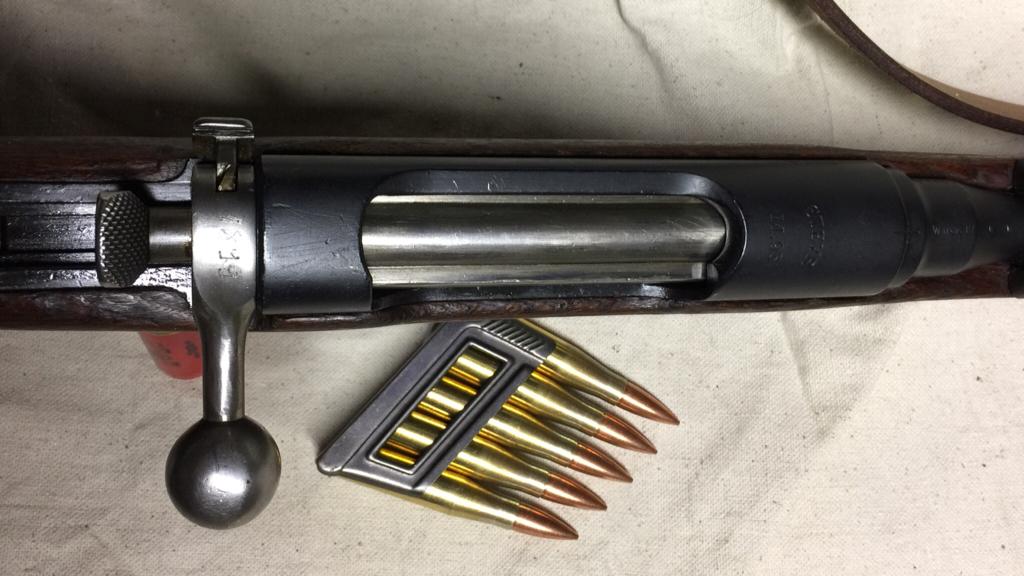 New (old) Steyr M95 - Surplus Rifle Forum - www