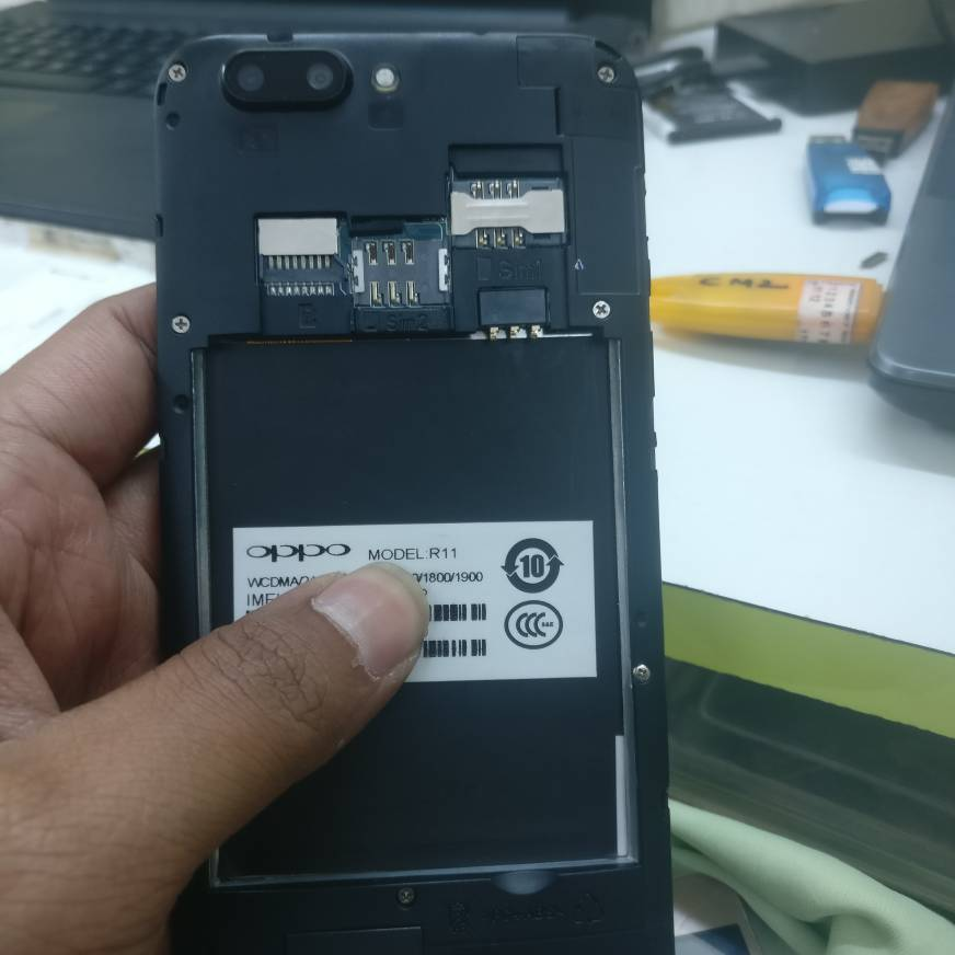 Oppo R11 clone spd firmware needed