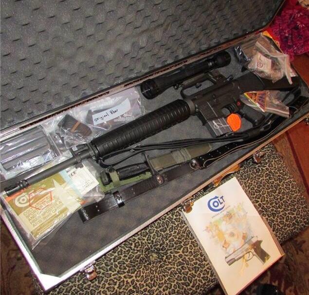 Colt AR 15 A2 Delta Elite - M14 Forum