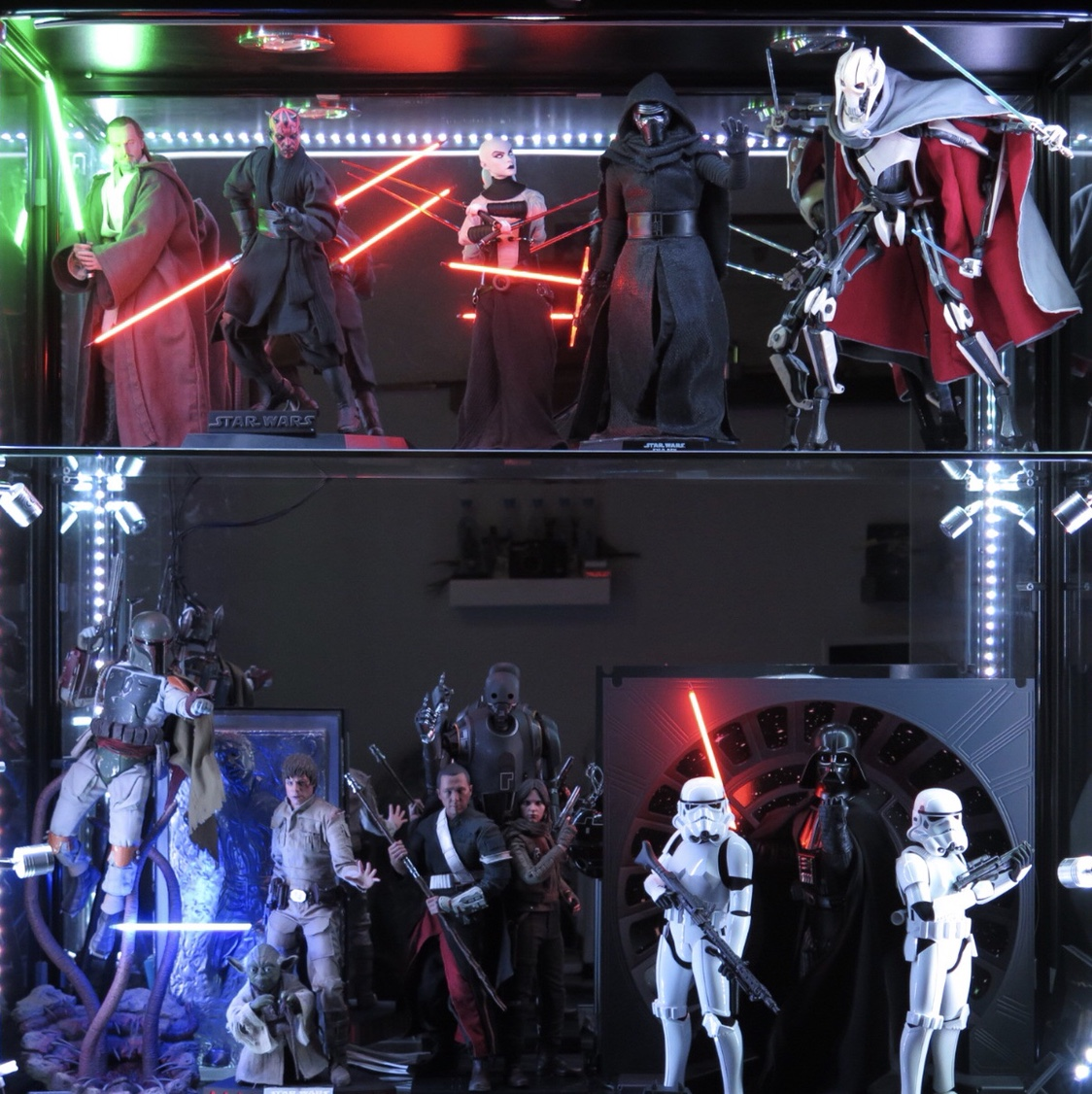 Why Arent The Cold Cathode Lightsabers More Popular Available