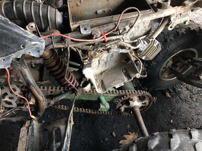 400ex Wiring Help