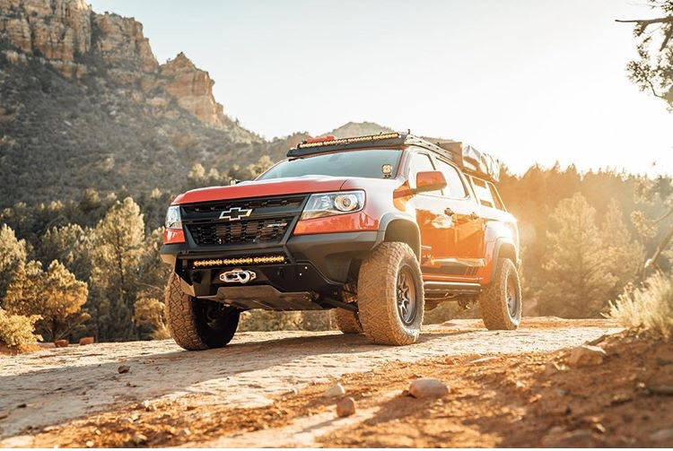 Chevy Colorado Amp Gmc Canyon View Single Post New Zr2