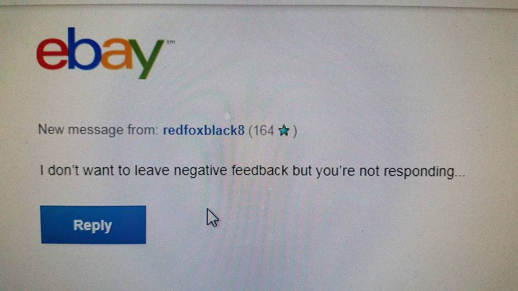 Beware Of These Ebay Buyers Sellers Page 11