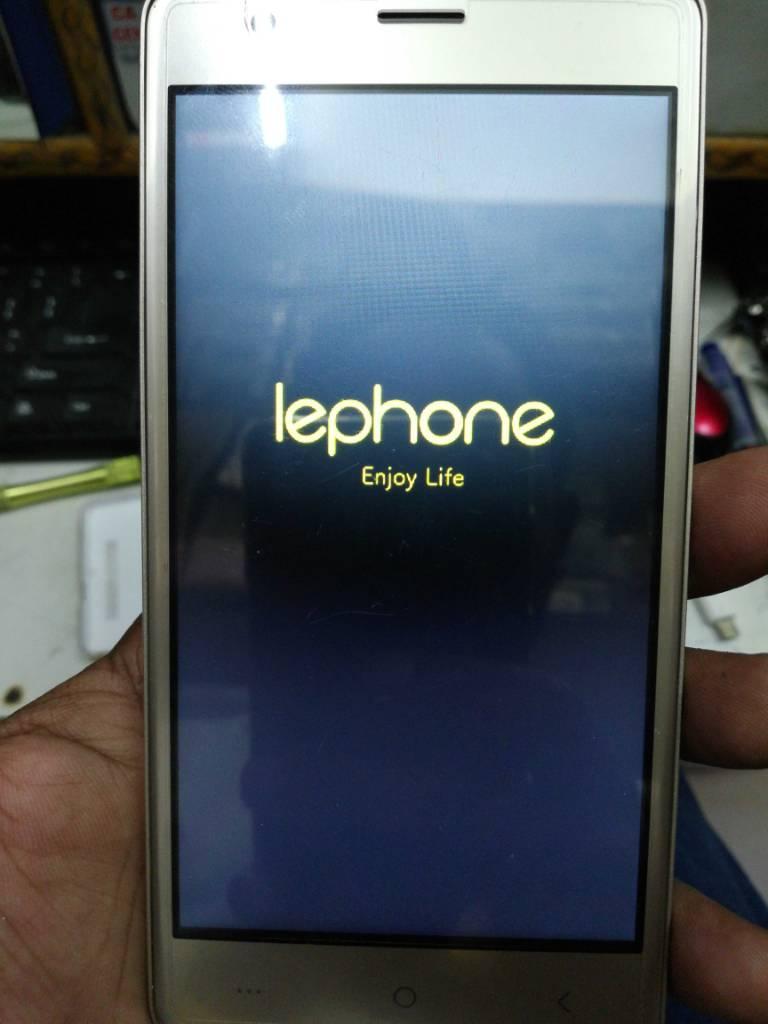 Lephone W7 Firmware Need