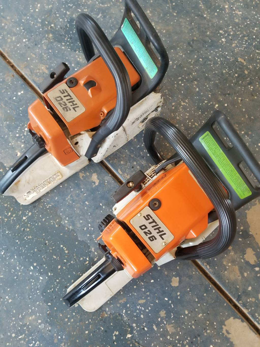 SELLING - Clean stihl 026 for sale!! | Outdoor Power Equipment Forum