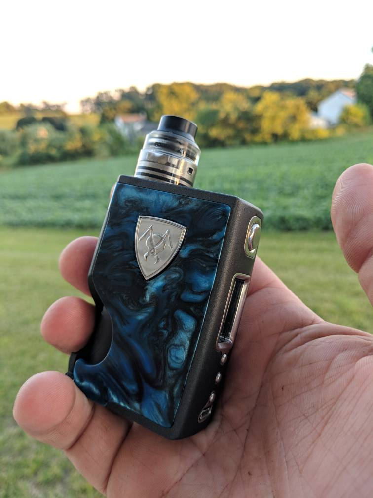Vicious Ant Spade DNA75C | Vaping Underground Forums - An Ecig and