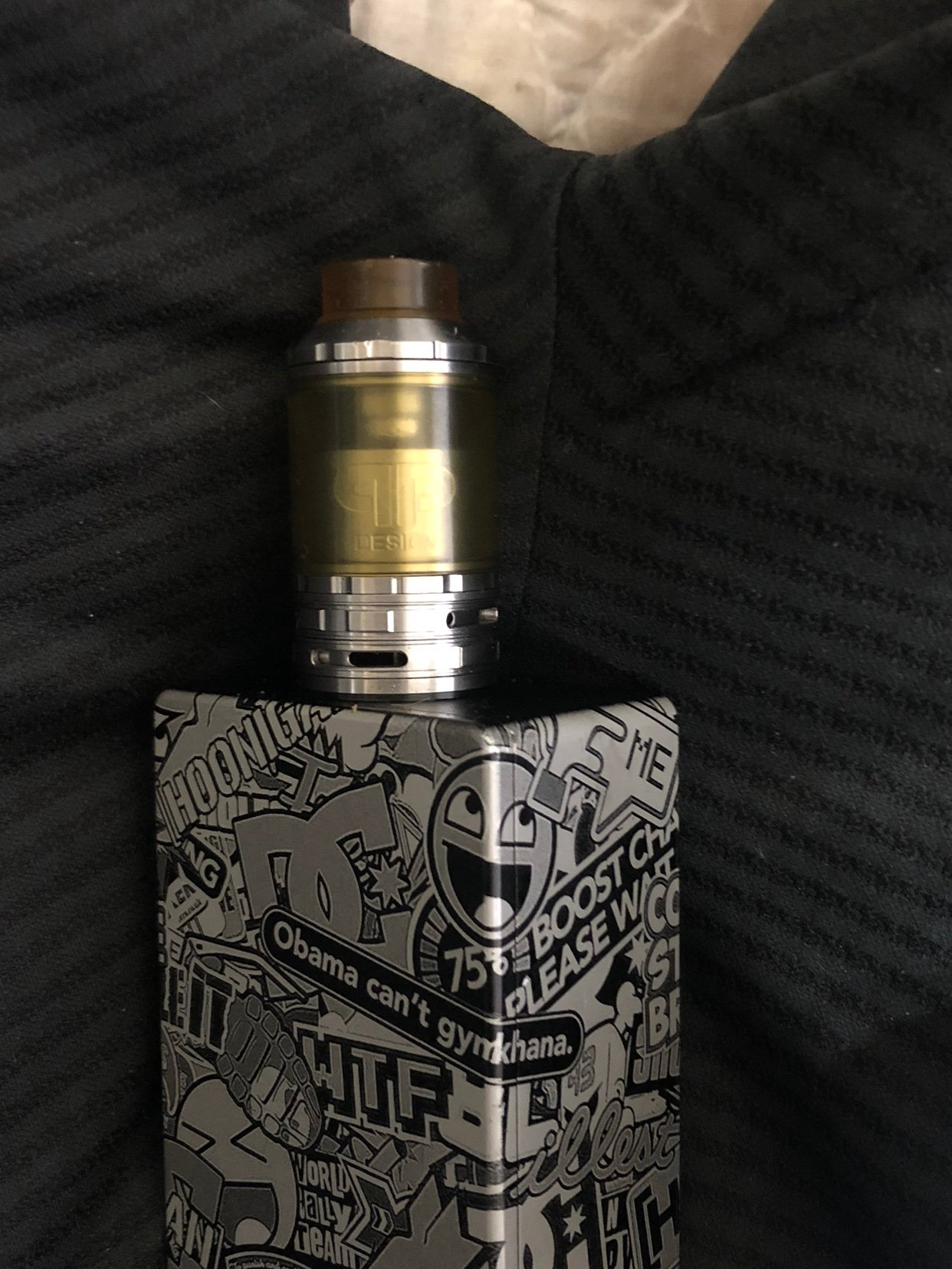 Best RTA for flavour? | Vaping Underground Forums - An Ecig