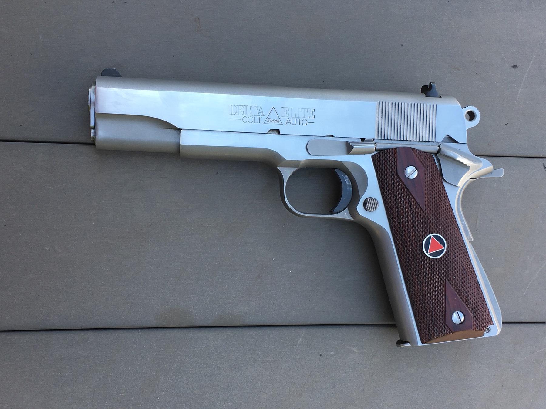 Colt 1911 Delta Elite