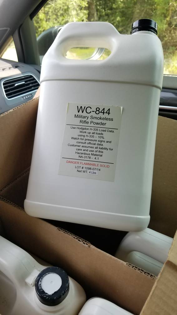 does anybody buy surplus/pulldown powder anymore and why?