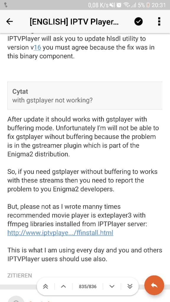 E2iPlayer (früher iptv-Player) - Seite 4