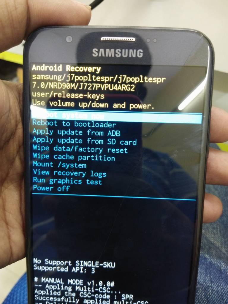 Samsung j727p unlock solution needed