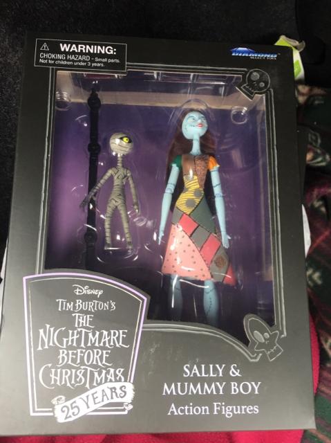 The Nightmare Before Christmas Jewel figurine par Diamond Select