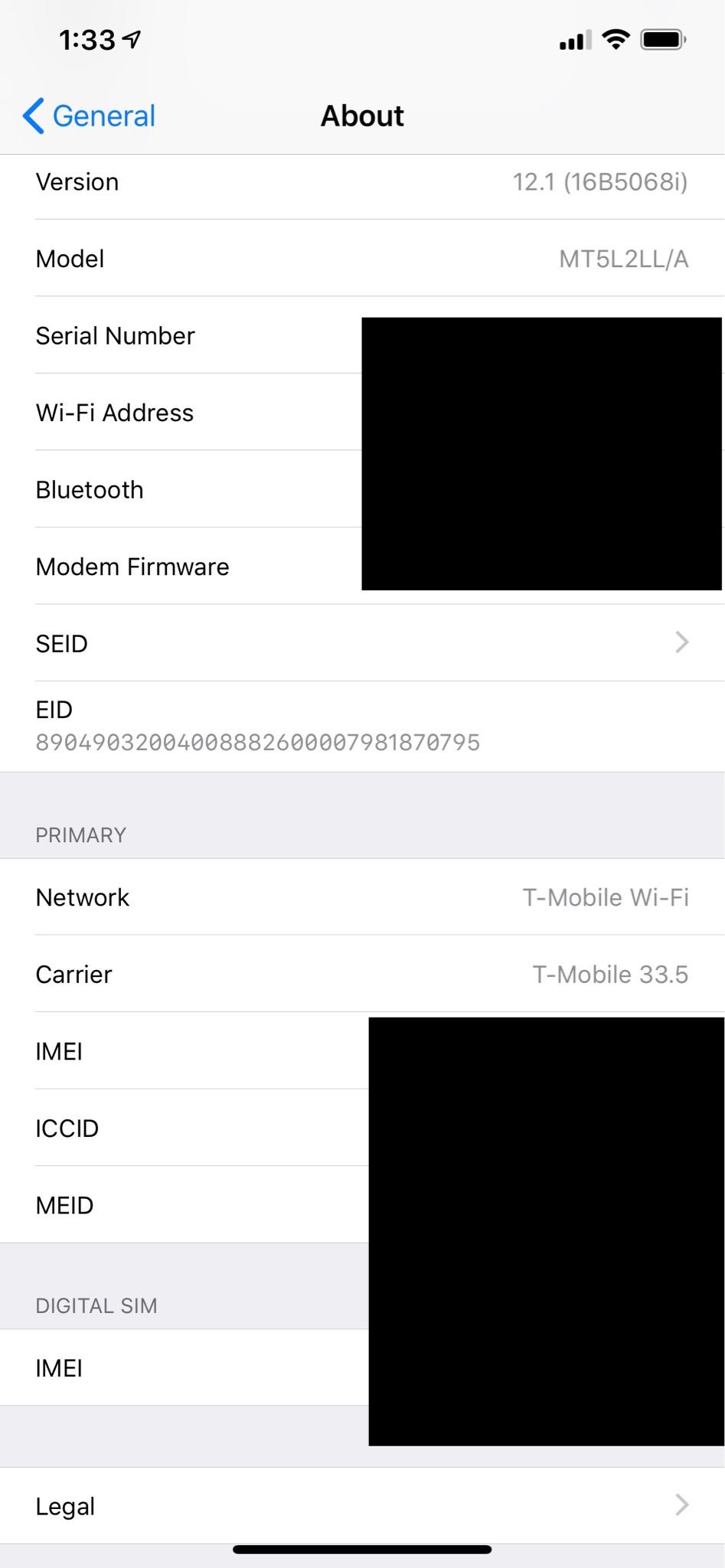 R-Sim adn Iphone XS Max - GSM-Forum