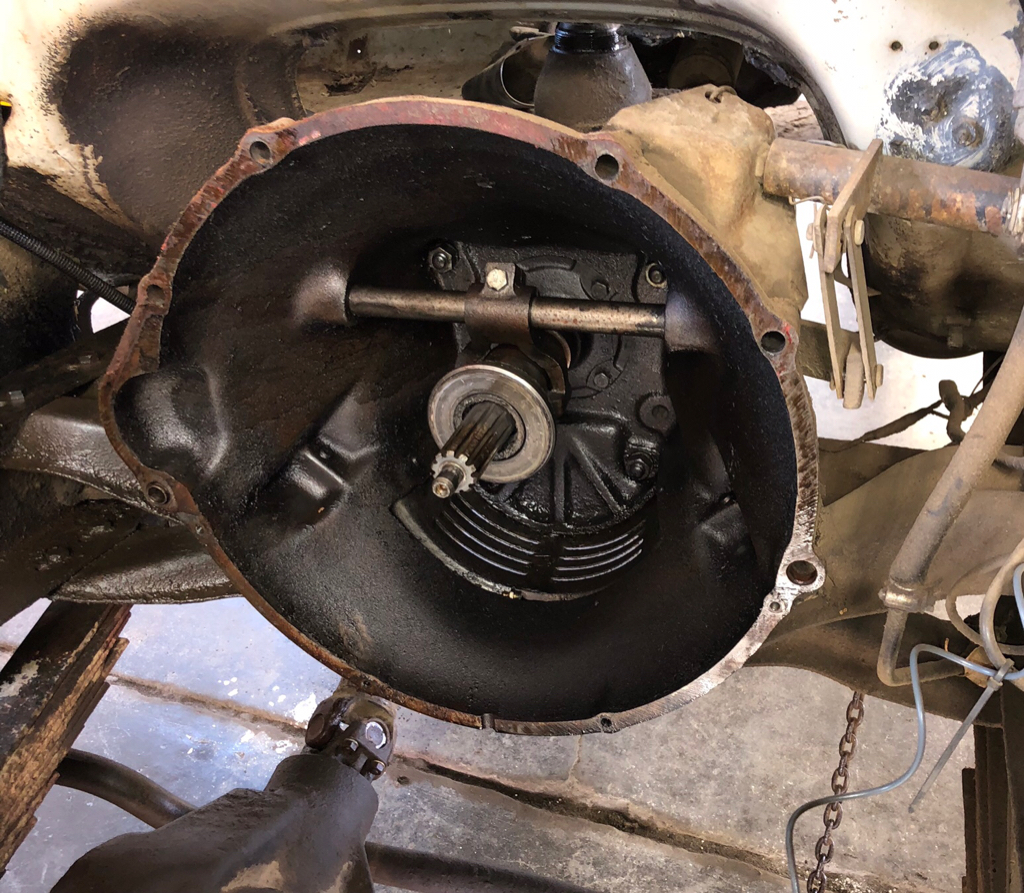 304 Rear Main Seal Replacement Questions | BinderPlanet