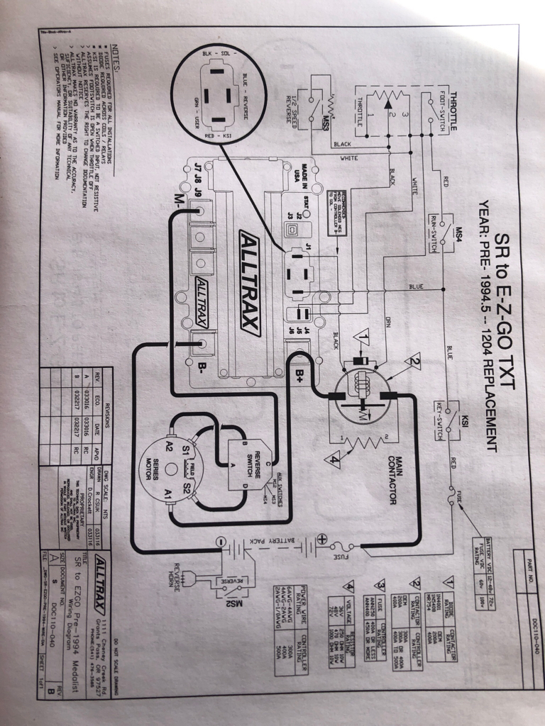 does anyone have a 1987 yamaha g3-e sun classic electric service manual? -  page 7