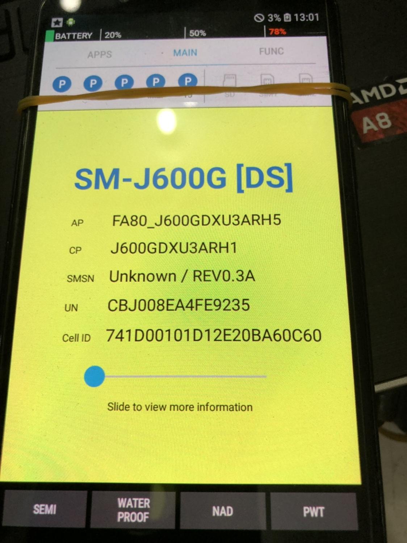 Samsung j600g after flash restart problem - GSM-Forum