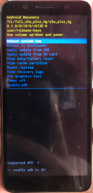 New alcatel FRP remove (tutorial) - GSM-Forum