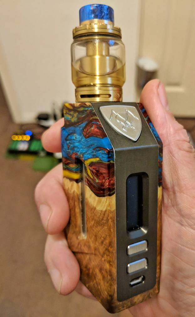 Best RTA for flavour? | Vaping Underground Forums - An Ecig and