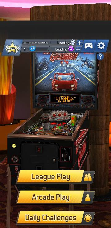 Williams Pinball Android Beta - Page 2
