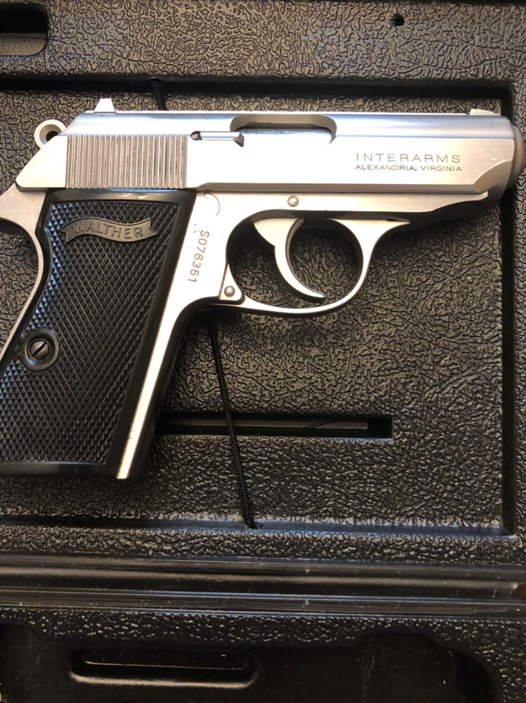 SOLD Interarms Walther PPK/S  380, Lockeford - Calguns net