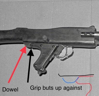 Tunisian Bapty DTL19 Plans? - T-21, DLT-19, RT-97c Heavy Blasters - Mos  Eisley Police Department
