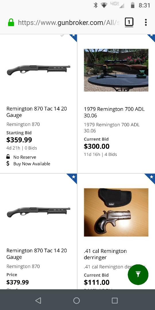 Gun talk V3 TAC-13 | Remington - Page 2