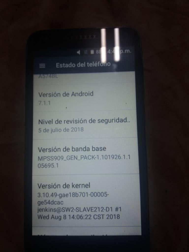 Alcatel A574bl User Manual