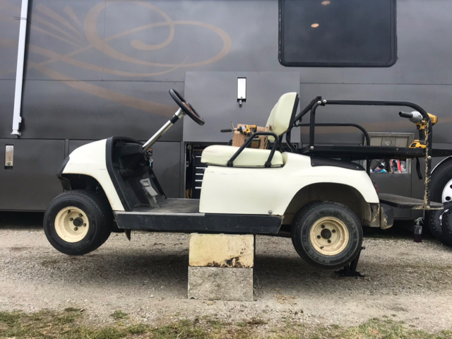 "Installed 4"" economy lift kit. Have some questions. on golf cart tires, golf carts with 4 inch lift kits, golf cart wheels, golf carts lifted chevy,"
