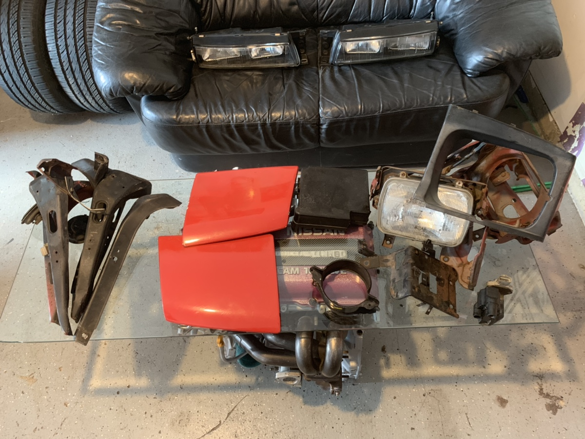 Il Parts Parts Parts  S13    S14    Silvia    180sx    240sx