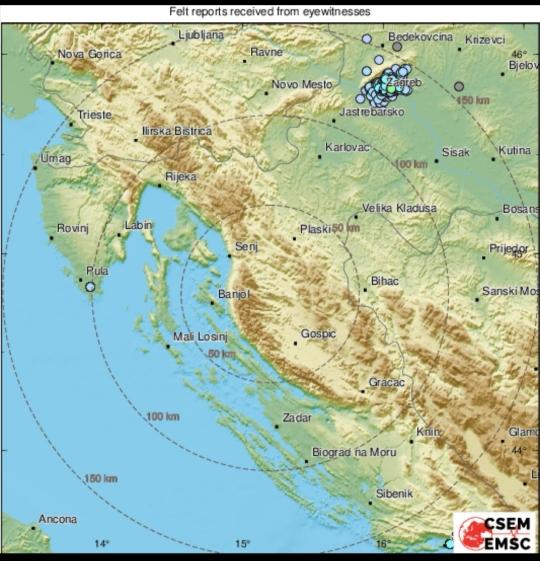 Potres U Zagrebu 22 03 2020 Stranica 195 Forum Hr