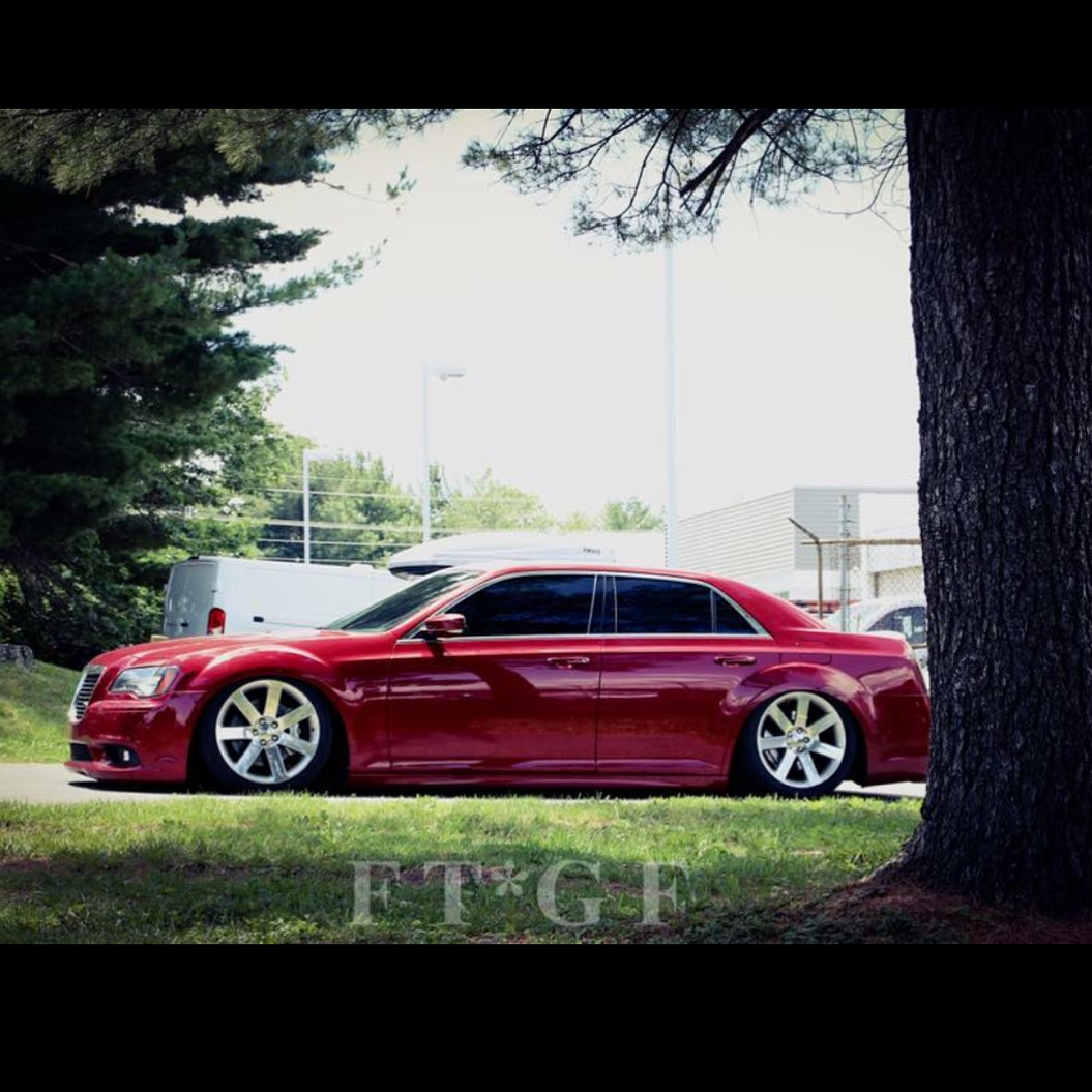 FOR SALE 2012 Chrysler 300c SRT8 ProCharged With AirLift