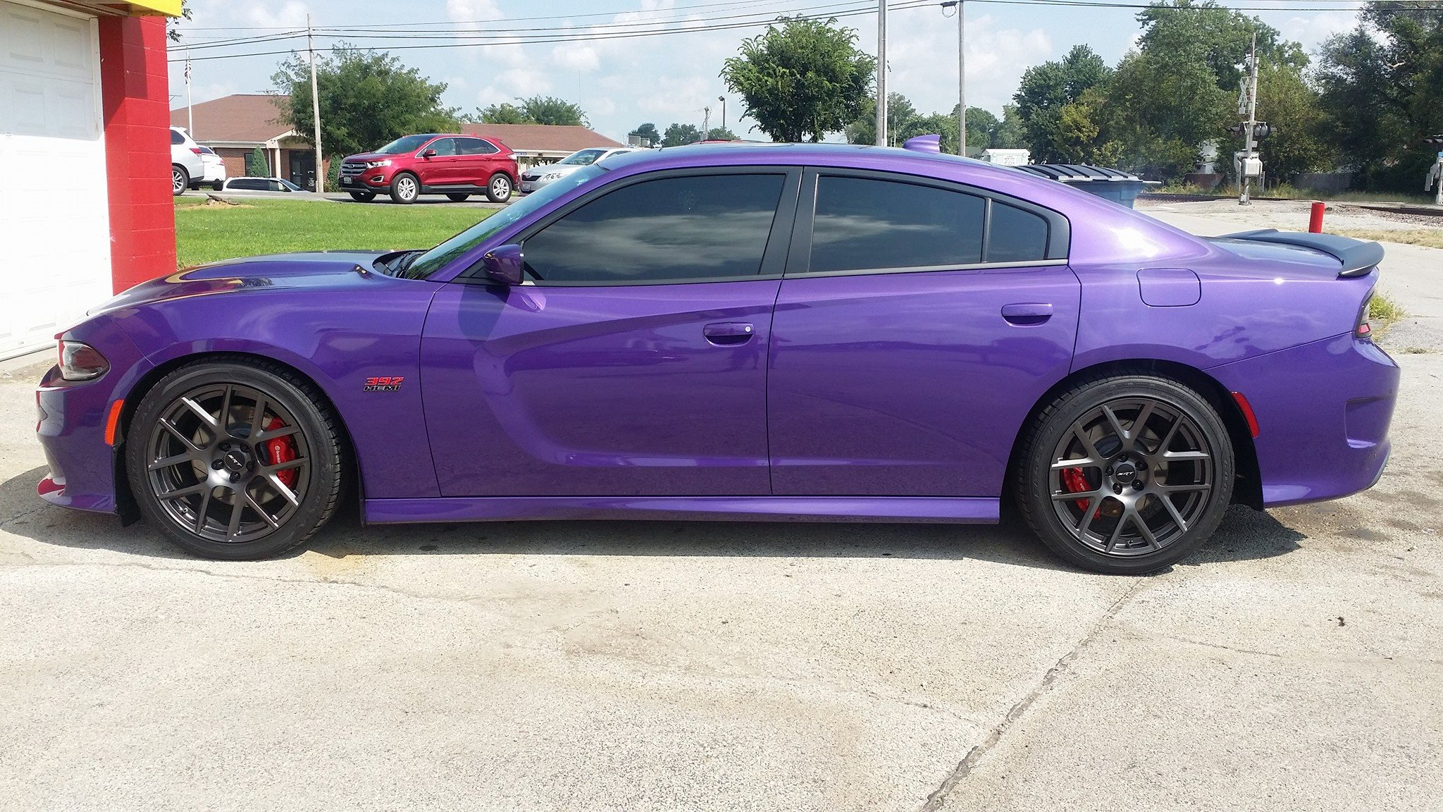 2015 Dodge Charger Scat Pack For Sale >> FOR SALE 2016 Purple Charger Scat Pack