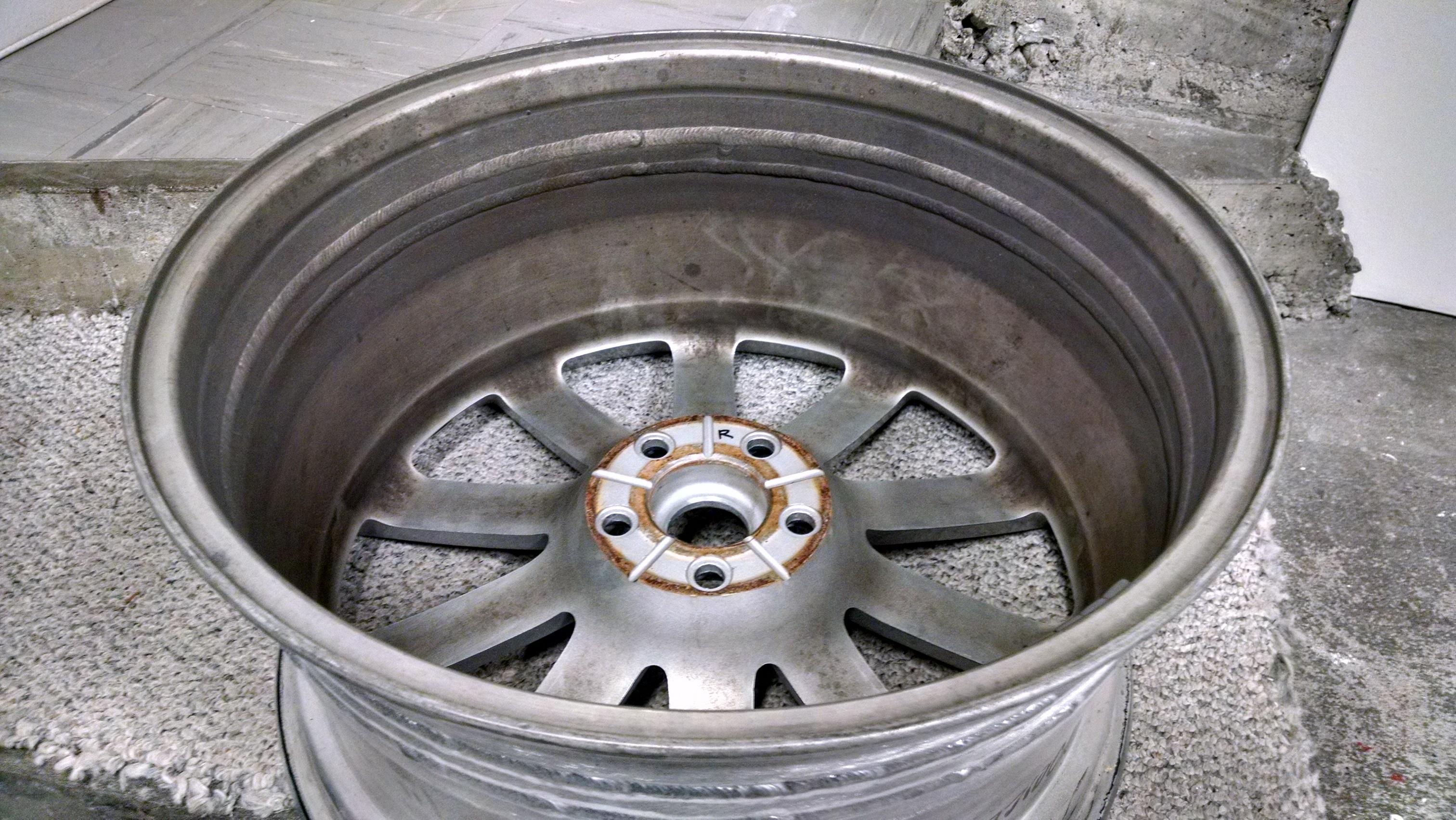"""10"""" Wide 300C SRT8 Wheels"""