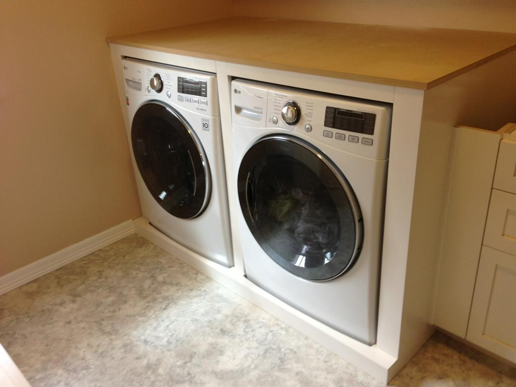 Washer And Dryer Cabinet How To Access