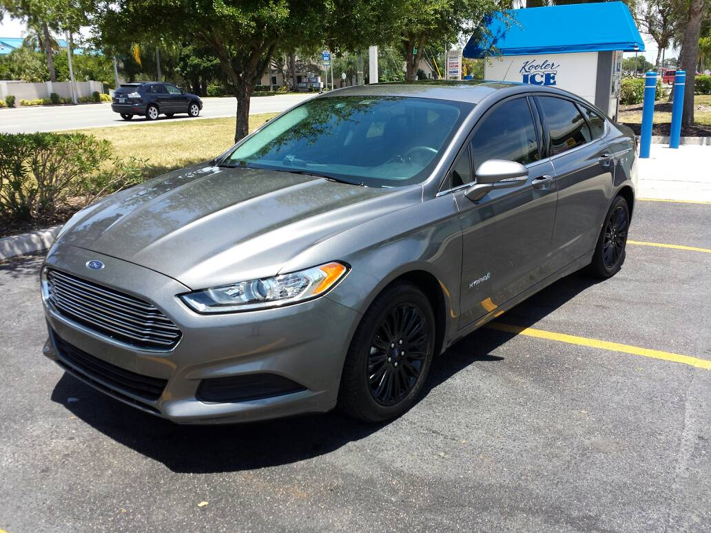 2013 Fusion New Rims Ford Fusion Forums