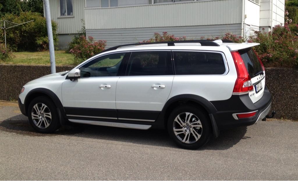 Volvo v70 awd familjebil med finesser