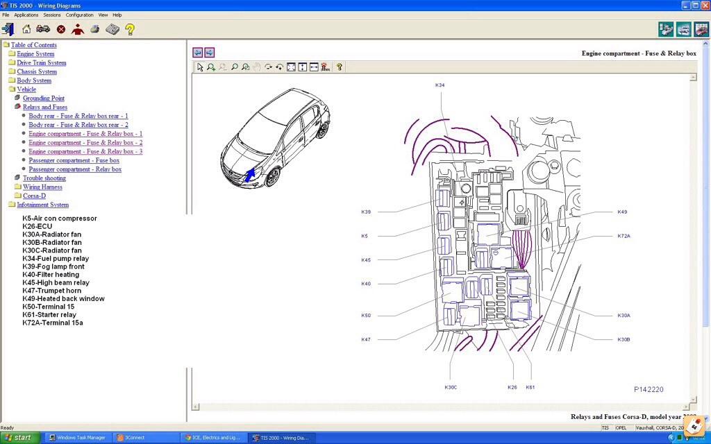 corsa fan wiring diagram life style modernstork astra power steering rh wingsioskins com Vauxhall Corsa 2001 Vauxhall Corsa Boot