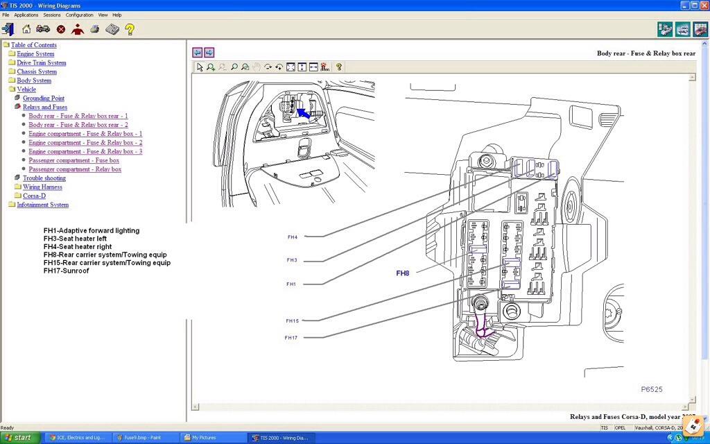 corsa d interior light fuse psoriasisguru com rh psoriasisguru com 3-Way Switch Light Wiring Diagram 3-Way Switch Light Wiring Diagram