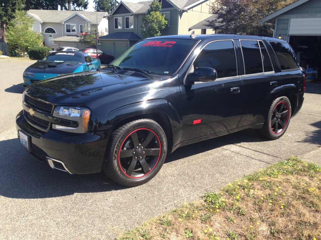Blazer black chevy trailblazer : Chevy Trailblazer SS Forum - View Single Post - Black SS Wheels ...