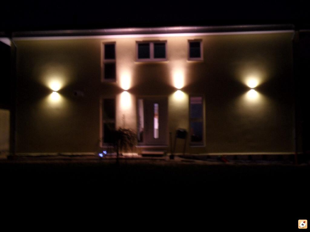 Beliebt Haus Außenbeleuchtung mit RGBW-Stripes? - KNX-User-Forum NT33